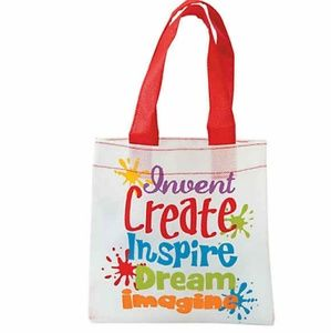 Other - Mini Little Artist Tote Bags